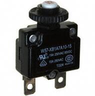 te电路保护,断路器W57-XB1A7A10-15,te代理商